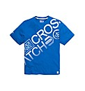 Crosshatch Logofade T-shirt