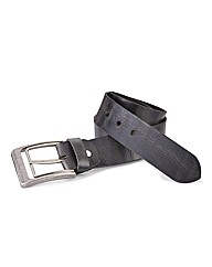Souled Out Antique Leather Belt
