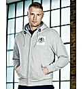Flintoff by Jacamo Full Zip Hood Regular