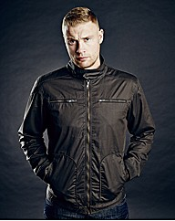 Flintoff By Jacamo Bomber Jacket Long