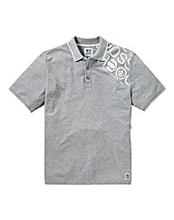 Crosshatch Raymo Polo
