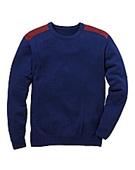 Jacamo Crew Neck Jumper
