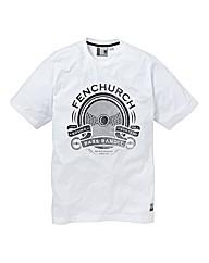 Fenchurch Graphic T-shirt Long