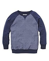 Jacamo Crew Neck Sweatshirt