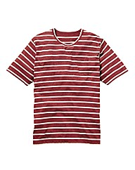 Jacamo Striped T-Shirt Long