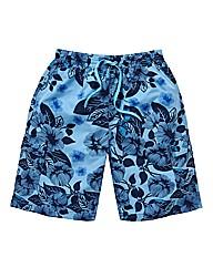 Joe Browns Floral Swimshort