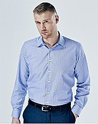 Flintoff By Jacamo Stripe Shirt Long