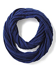 Jacamo Cable Knit Snood