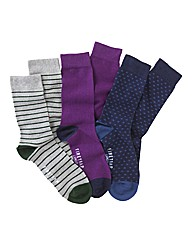 Firetrap Pack of 3 Multi Socks