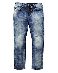 Voi Collam Stretch Denim Jean 29In Leg