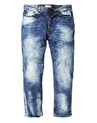 Voi Collam Stretch Denim Jean 33In Leg