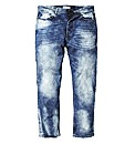 Voi Collam Stretch Denim Jean 31In Leg