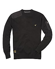 Voi Ensign Crew Neck Jumper