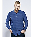 Flintoff By Jacamo Printed Shirt Long