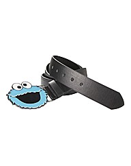 Cookie Monster Buckle Belt