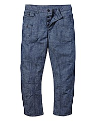 Gio Goi Denim Jean 33in Leg