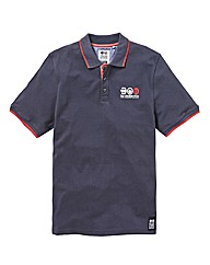Crosshatch Lemmers Polo Top