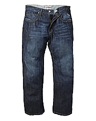 Mish Mash Panel Jean 33 In Leg Length