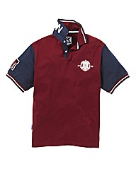 Nickelson Colour Block Polo