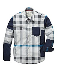 Voi Long Sleeve Check Shirt