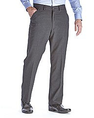 Jacamo Smart Stretch Trousers 33In Leg