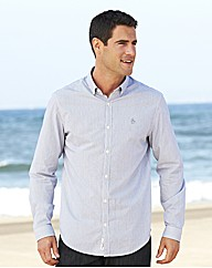 Penguin Long Sleeve Stripe Shirt