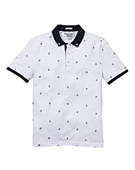 Penguin All Over Print Polo