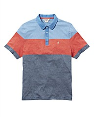 Penguin Stripe Polo