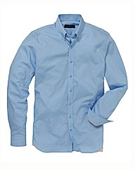 Ben Sherman Long Sleeve Poplin Shirt L