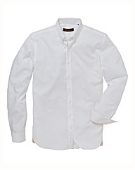 Ben Sherman Long Sleeve Poplin Shirt R