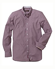 Ben Sherman Gingham Shirt Regular