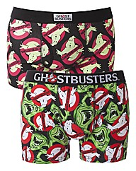 Ghostbusters Pack of 2 Boxers