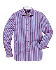 Ben Sherman Satin Stripe Shirt R