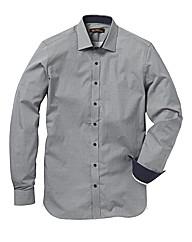 Ben Sherman Mesh Print Shirt L