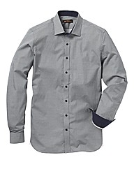 Ben Sherman Mesh Print Shirt R