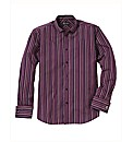 Black Label Stripe Shirt Reg