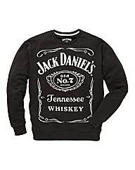 Jack Daniels Crew Neck Sweatshirt
