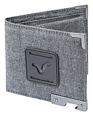 Voi Charcoal Cobra Wallet