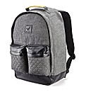 Voi Quilted Carrier Backpack