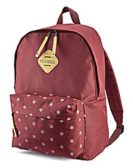 Voi Yukon Burgundy Backpack