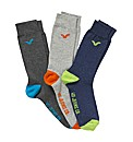 Voi 3 Pack Multi Socks