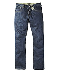 Lambretta Denim Jean 33In Leg Length