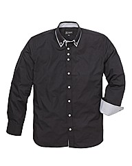 Black Label Double Collar Shirt Reg
