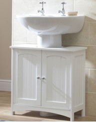 Colonial Underbasin Bathroom Cupboard