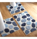 Pebbles Bath Mat Set