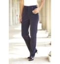Brushed Cotton Trousers Length 27in