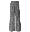 Petite Wide Leg Tailored Trousers L25in