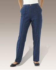 Classic Straight Leg Jeans Length 29in