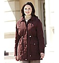 Coat With Detachable Hood