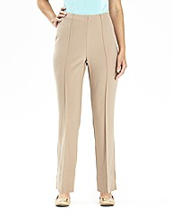 Pull On Comfort Fit Trouser Length 27in